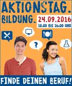 Aktionstag Bildung 2016