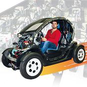 Diplomingenieur für Fahrzeugtechnik