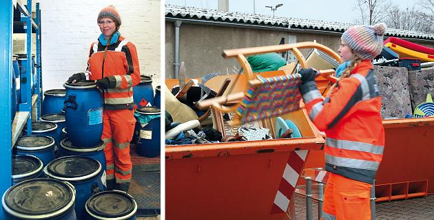 Fachkraft für Kreislauf- und Abfallwirtschaft