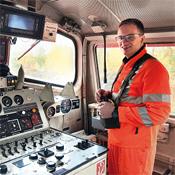 Eisenbahner im Betriebsdienst Fachrichtung Lokführer und Transport