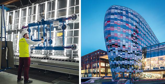Saint-Gobain Glassolutions Objekt-Center GmbH