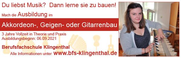 Berufsfachschule Klingenthal