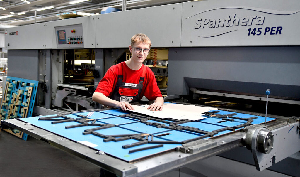 Packmitteltechnologe