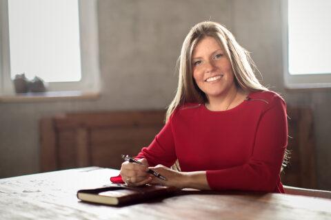 Anja Landmann, Diplom-Journalistin