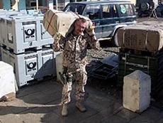 Bundeswehr – Logistiktruppe