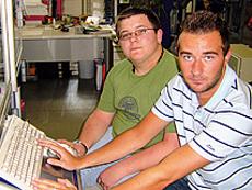 Assistent /-in für Automatisierungs- und Computertechnik
