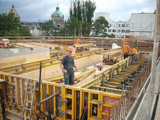 Beton- und Stahlbetonbauer /-in, Kooperative Ingenieurausbildung