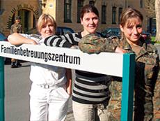 Bundeswehr – Frauen