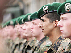 Bundeswehr – Soldat /-in