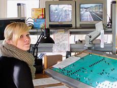 Eisenbahner /-in im Betriebsdienst