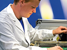 Elektroniker (m/w) für Geräte und Systeme