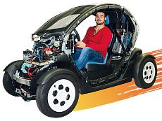 Fahrzeugtechniker (m/w), FH-Studium