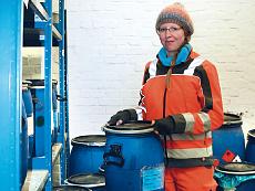 Fachkraft für Kreislauf- und Abfallwirtschaft (m/w)