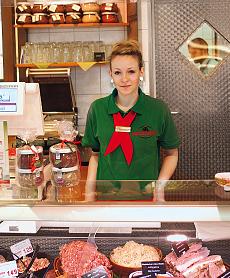 Fachverkäufer /-in im Lebensmittelhandwerk (Fleischerei)