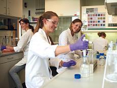 Labor- und Verfahrenstechnik (Biotechnologie), BA-Studium