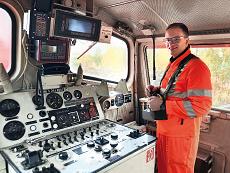 Eisenbahner (m/w) im Betriebsdienst Fachrichtung Lokführer und Transport