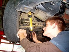 Kraftfahrzeugmechatroniker (m/w)