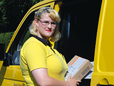 Fachkraft für Kurier-, Express- und Postdienstleistungen (m/w/d)