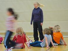 Sportlehrer /-in