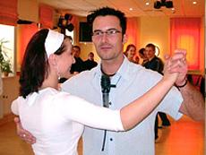 Tanzlehrer /-in