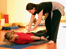 Yogalehrer (m/w/d)